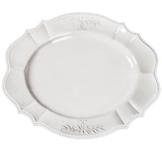 Le Provence-21 Inch Ceramic Serving Platter