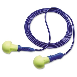 E-A-R Push-Ins Earplugs - 100/BX