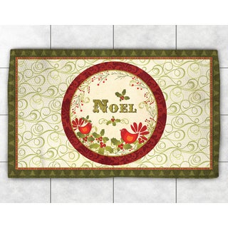 Noel Holiday Accent Rug (2' x 3')