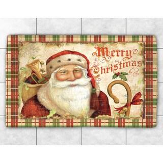 Santa Claus I Accent Rug