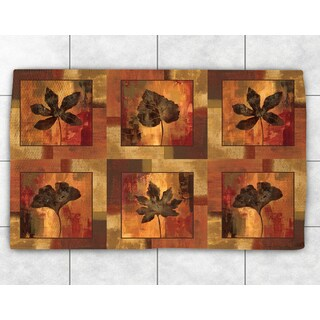 Autumn Leaves Accent Rug (2' x 3')