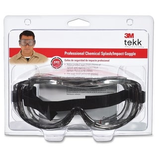 Tekk Protection Chemical Splash/Impact Goggles - 1/BX