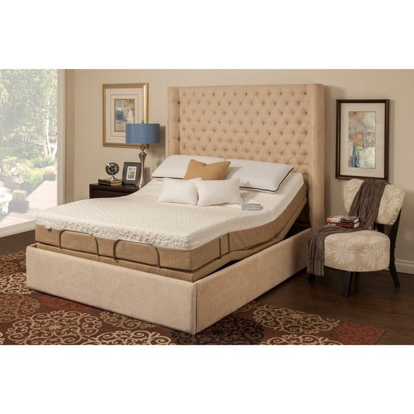 Queen Mattress Sets On Sale: Shop Sleep Zone Malibu 12-inch Queen-size Memory Foam And