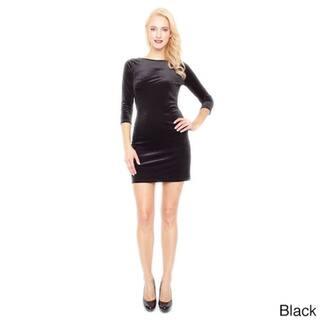 Black Velvet Dresses 949060e7c