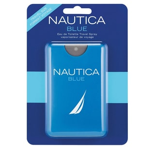 Nautica Blue Men's 0.67-ounce Eau de Toilette Travel Spray