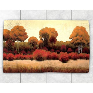 Autumn Landscape Accent Rug (2' x 3')