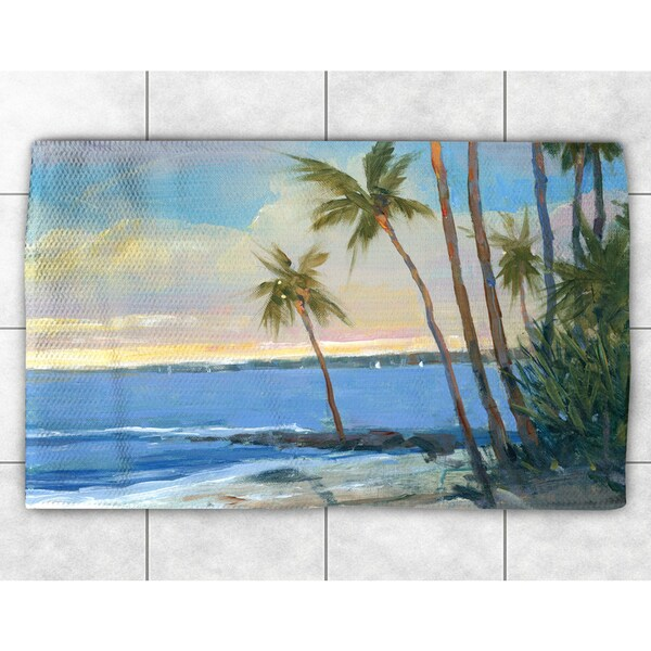 Tropical View Accent Rug