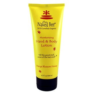 The Naked Bee Women's 6.7-ounce Hand & Body Lotion