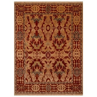 Safavieh One of a Kind Collection Hand-Knotted Egyptian Wool Rug (8' x 10')
