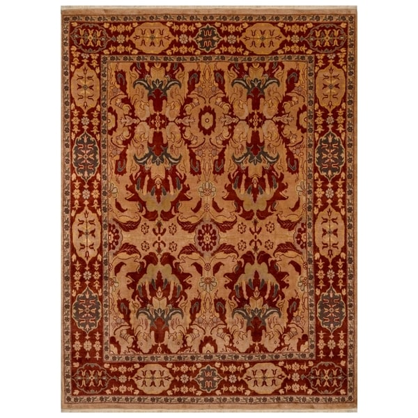 Safavieh One Of A Kind Collection Hand Knotted Egyptian Wool Rug 8 X27