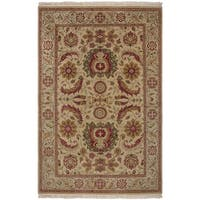 Safavieh One of a Kind Collection Hand-Knotted Agra Wool Rug (6' x 9')