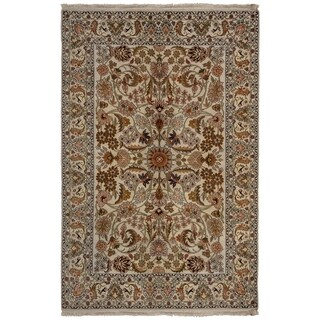 Safavieh One of a Kind Collection Hand-Knotted Egyptian Wool Rug (6' x 9')