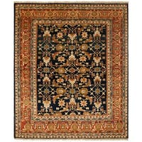 Safavieh One of a Kind Collection Hand-Knotted Peshawar Wool Rug (8' x 9'7) - Multi