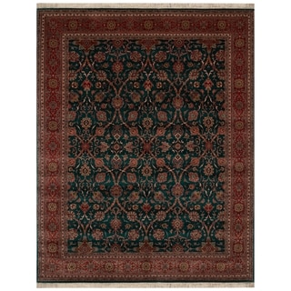 Safavieh One of a Kind Collection Hand-Knotted Indo Semnan Wool Rug (8' x 10')