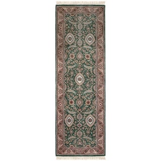 Safavieh One of a Kind Collection Hand-Knotted Jaipur Runner Wool Rug (2'6 x 8') - Multi - 0