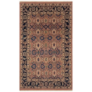 Safavieh One of a Kind Collection Hand-Knotted Persian Mahal Wool Rug (6' x 9')