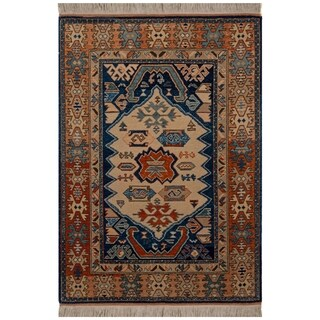 Safavieh One of a Kind Collection Hand-Knotted Azary Wool Rug (5' x 8')