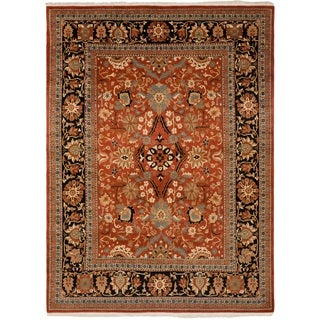 Safavieh One of a Kind Collection Hand-Knotted Agra Wool Rug (8'8 x 12')