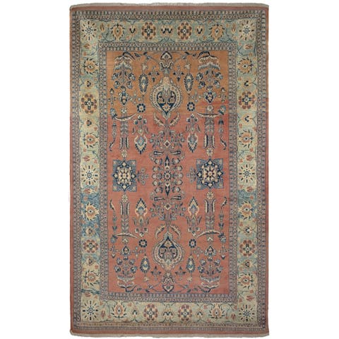 Safavieh One of a Kind Collection Hand-Knotted Persian Mahal Wool Rug (6'4 x 9'8) - Multi - 0