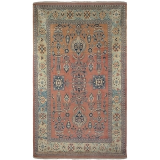 Safavieh One of a Kind Collection Hand-Knotted Persian Mahal Wool Rug (6'4 x 9'8)