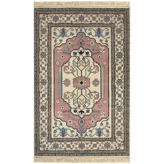 Safavieh One of a Kind Collection Hand-Knotted Sino Persian Wool Rug (6' x 9')