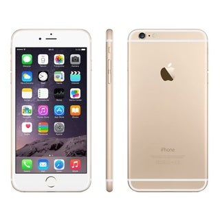 Apple iPhone 6 Plus 64GB Unlocked GSM 4G LTE 4G LTE Cell Phone - Gold (Refurbished)
