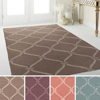 Hand-Woven Abington Indoor Area Rug - 8' x 10'