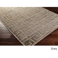 Hand-Knotted Asnee Indoor Area Rug (8' x 11')