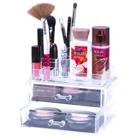Windsor Home Jewelry & Cosmetic Organizer 2-piece Set