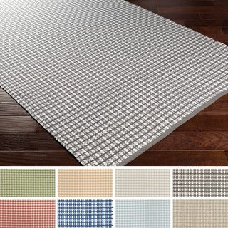 Meticulously Woven Abi Rug (4' x 6')