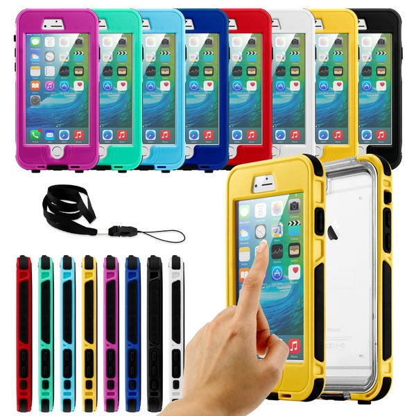 Gearonic Waterproof Shockproof Durable Case Cover for iPhone 6 Plus/iphone 6S Plus
