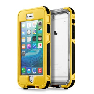Gearonic Waterproof Shockproof Durable Case Cover for iPhone 6 Plus/iphone 6S Plus (Option: Yellow)