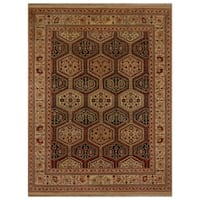 Safavieh One of a Kind Collection Hand-Knotted Agra Wool Rug (8'1 x 10'4)
