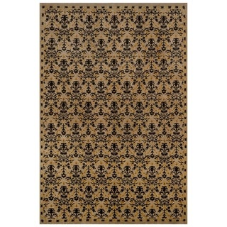 Safavieh One of a Kind Collection Hand-Knotted Beijing Wool Rug (6' x 9')