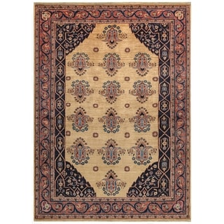 Safavieh One of a Kind Collection Hand-Knotted Persian Kashkult Wool Rug (5' x 8')