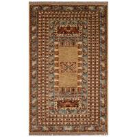 Safavieh One of a Kind Collection Hand-Knotted Armenian Wool Rug (5' x 8') - Multi - 0