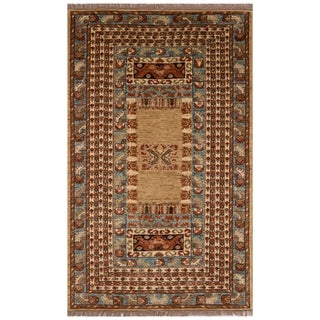 Safavieh One of a Kind Collection Hand-Knotted Armenian Wool Rug (5' x 8') - Multi