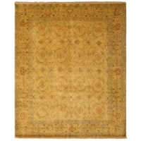 Safavieh One of a Kind Collection Hand-Knotted Oushak Wool Rug (8'3 x 9'10)