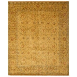 Safavieh One of a Kind Collection Hand-Knotted Oushak Wool Rug (8'3 x 9'10) - Multi