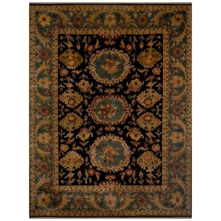 Safavieh One of a Kind Collection Hand-Knotted Bakhtiar Wool Rug (9'1 x 11'9)