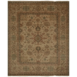 Safavieh One of a Kind Collection Hand-Knotted Oushak Wool Rug (8'4 x 9'10)