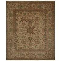 Safavieh One of a Kind Collection Hand-Knotted Oushak Wool Rug (8'4 x 9'10) - Multi
