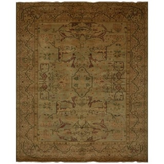 Safavieh One of a Kind Collection Hand-Knotted Oushak Wool Rug (8' x 10')