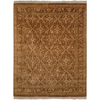 Safavieh One of a Kind Collection Hand-Knotted Indo Persian Wool Rug (8' x 10')