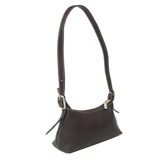 Piel Leather Small Shoulder Mini Handbag