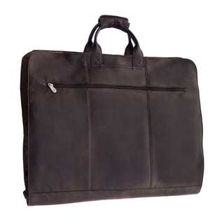 Piel Leather 3-Suit Garment Cover