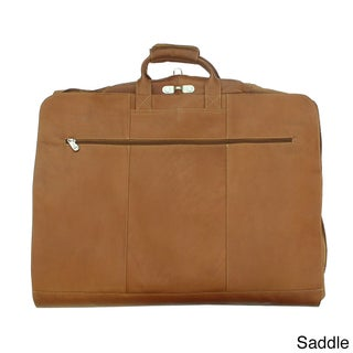 Piel Leather 3-Suit Garment Cover