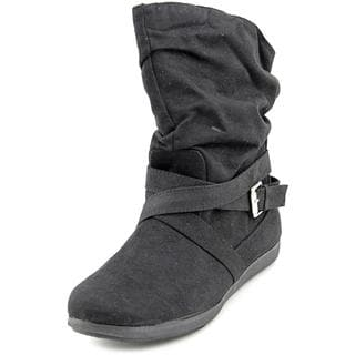 Rampage Women's 'Cresting' Faux Suede Boots