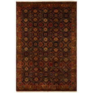Safavieh One of a Kind Collection Hand-Knotted Mughal Wool Rug (6' x 9')