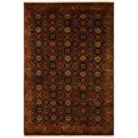 Safavieh One of a Kind Collection Hand-Knotted Mughal Wool Rug (6' x 9') - Multi